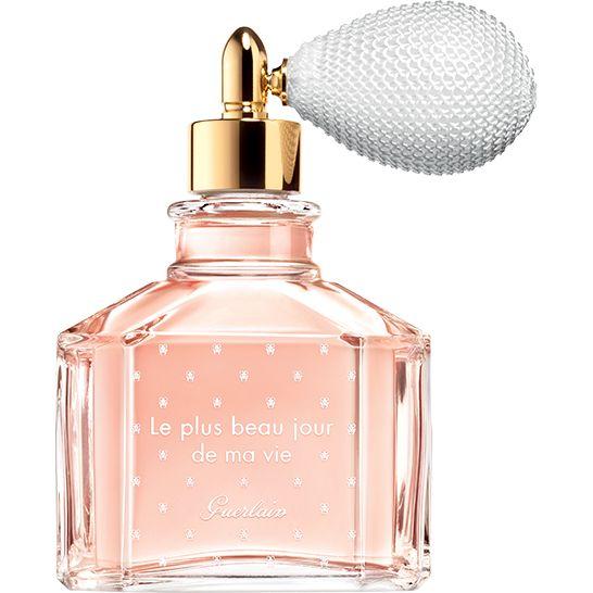 Floral Woody || Le Plus Beau Jour de ma Vie  - musky - vanilla - white floral - sweet - citrus #Guerlain