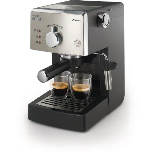 Saeco HD8325/47 Poemia Class Manual Espresso Machine, Black - http://www.freeshippingcoffee.com/equipment/espresso-machines/saeco-hd832547-poemia-class-manual-espresso-machine-black/ - #EspressoMachines
