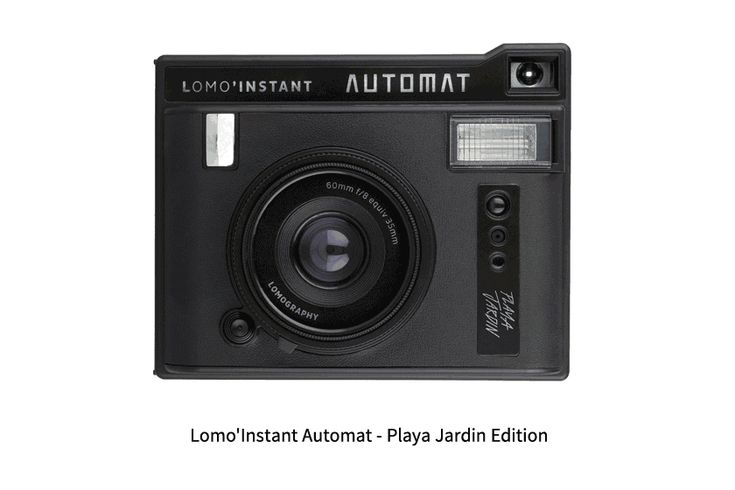 全新 Lomo'Instant Automat:外形已經滿分,而且還是最進階的自動即影即有相機!