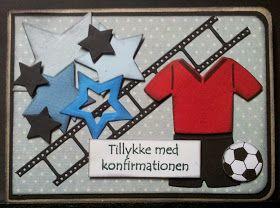 Soccer card