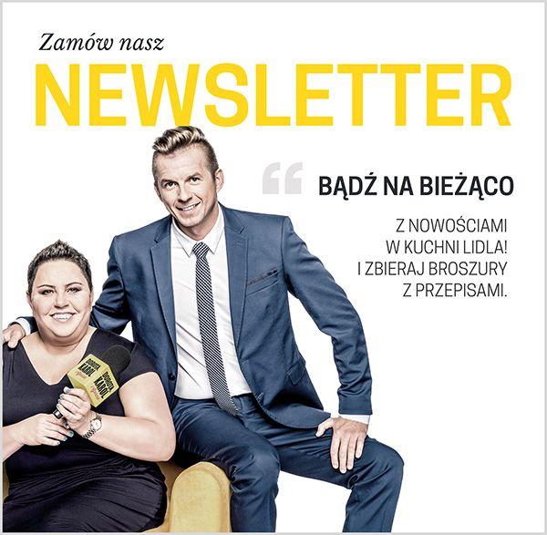 Zamów nasz newsletter