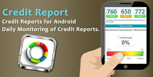 "Credit Report App for Android - Review your free credit score and report from all 3 bureaus<p><br>★★★★★<br><br><b><font color=""#0000FF"">Credit Report App gives you access to all of your financial information. App set up by the big three credit reporting a"