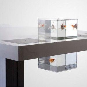 MILK Aquarium - modern - pet accessories - YLiving