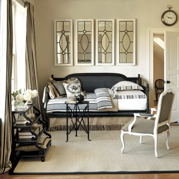 17 best images about rodenberg family room on pinterest for Ballard designs garden district mirrors