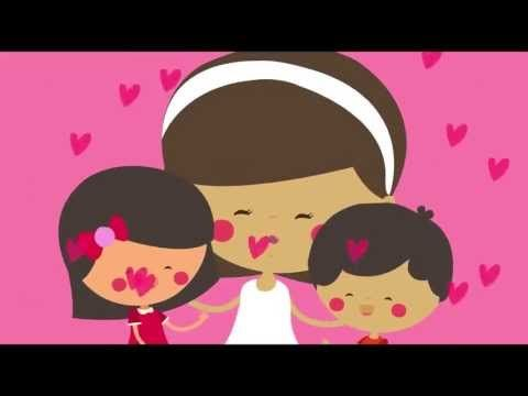 Adorable Mother's Day video for children!  Super fun and sweet to watch.