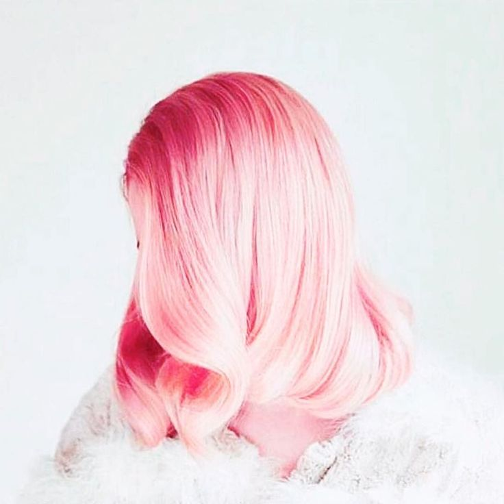 Monday morning hair inspo loving the pink look still not getting old by spectrumcollections You can follow me at @JayneKitsch