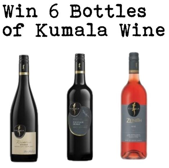 Win 6 bottles of Kumala Wine