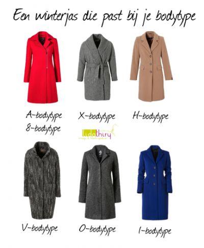 Een #winterjas die past bij je bodytype |www.lidathiry.nl| Klik voor meer tips