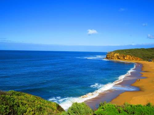 Great Ocean Road - Travelling from Perth to Melbourne