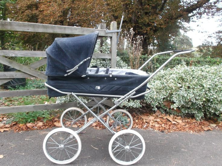 Vintage Mothercare Pram very clean,Hood is shabby chassis/Wheels are excellent | eBay