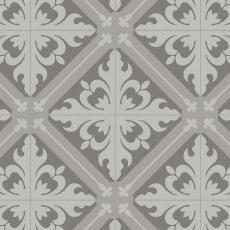 Plastmatta Tarkett: Aquarelle Designgolv medium grey