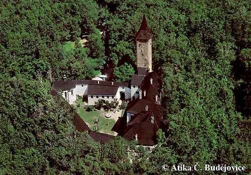 Hrad Roštejn, Doupě č. 1, 588 56 Telč