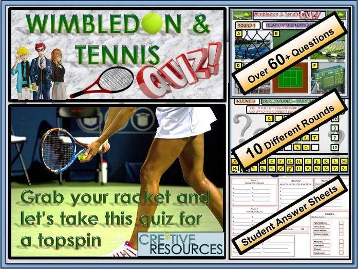 Wimbledon Tennis Quiz 2018 Learntoplaytennis Sports Quiz Wimbledon Tennis Tennis Lessons