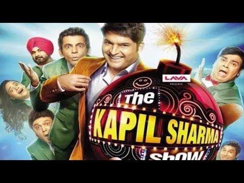 The Kapil Sharma Show Episode 35 - A Flying Jatt Movie Cast Tiger Shroff...