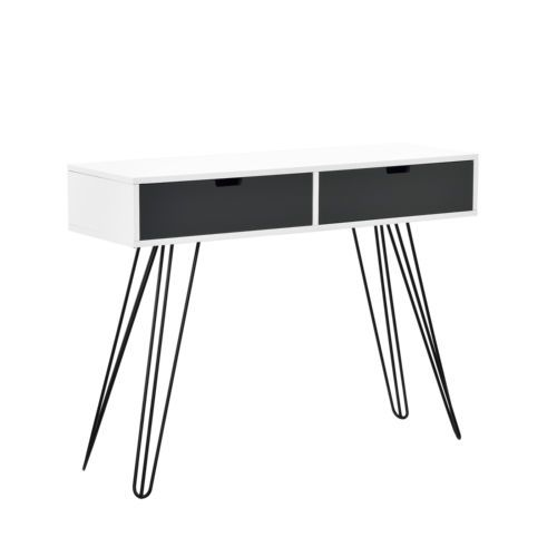 Weiss on Pinterest  Schreibtisch schwarz, Eames tisch and Ikea tisch