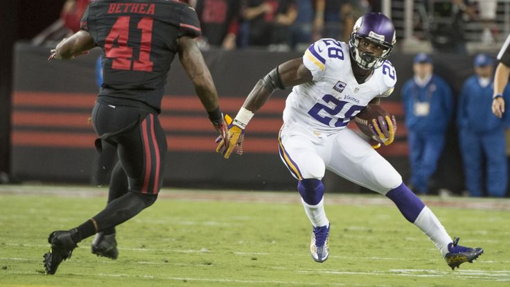 Fantasy football projections, Week 2: Lions-Vikings featuring Calvin Johnson, Matthew Stafford and Adrian Peterson -  By Jack Choros  @jackchoros on Sep 20, 2015, 5:09a