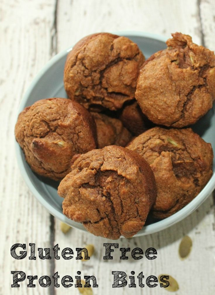 Looking for a healthy snack? Try this #GlutenFree Protein Bites #recipe using Wholesome Cravings baking mixes #sponsored @Andrea Townsend Cravings