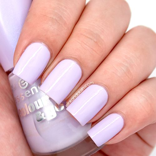 Essence Hello Marshmallow! Nail Polish Review & Swatches