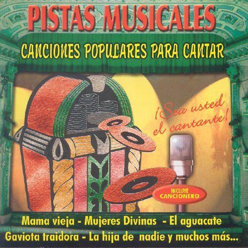 Canciones Populares Para Cantar [CD]