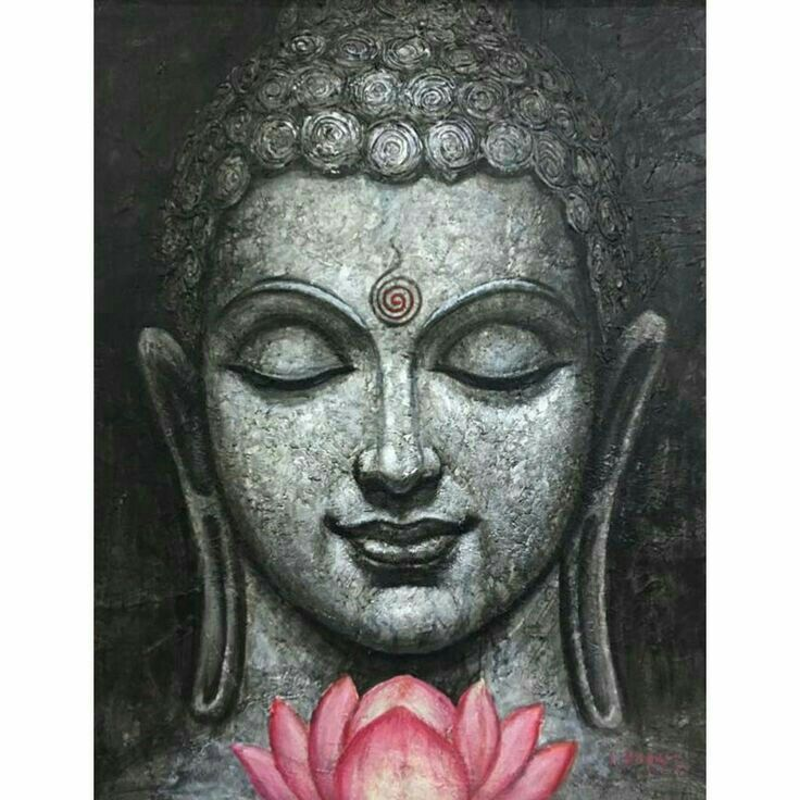 арт картинки будда подобрать