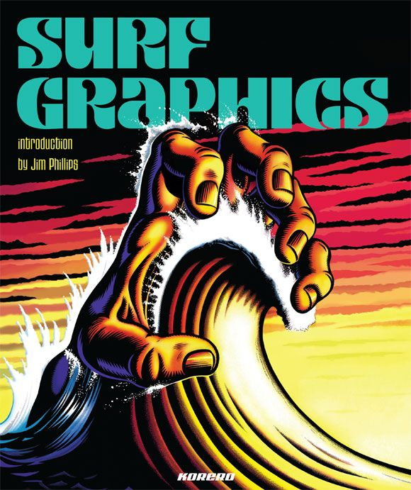 Catch a wave and get some rays with this retina-searing collection of surf art. http://amzn.to/MKq7GK $29.25