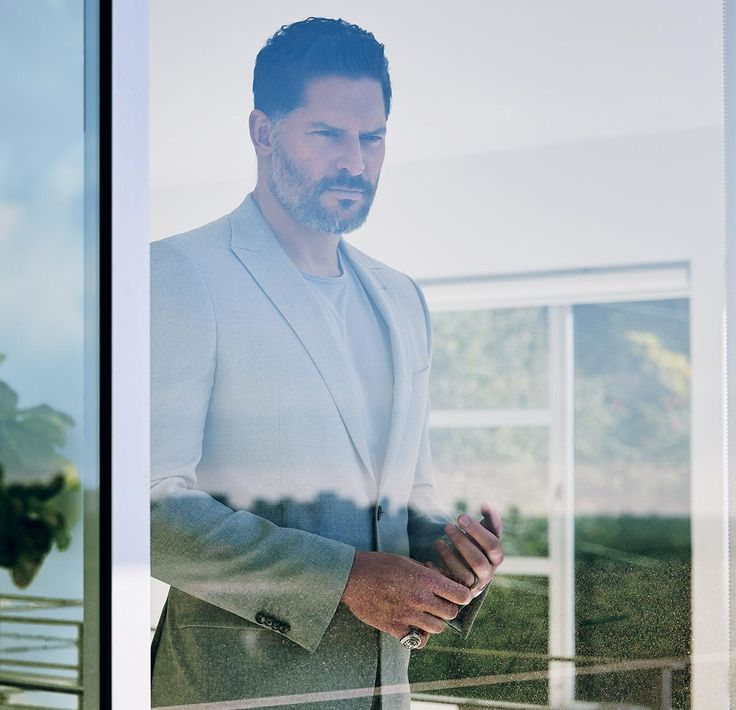 """Lauded as one of the sexiest men on the planet, actor Joe Manganiello returns to the screen with a new role that highlights his best feature: pure talent.  """"What are you wearing?"""" It's the question that celebrities probably loathe more than any on the red carpet—the triviality of naming the brands they're sporting as they enter a party or premiere. But no one loves that question more than Joe Manganiello, I would suspect. He's just happy to be wearing anything. After almost two decades in…"""