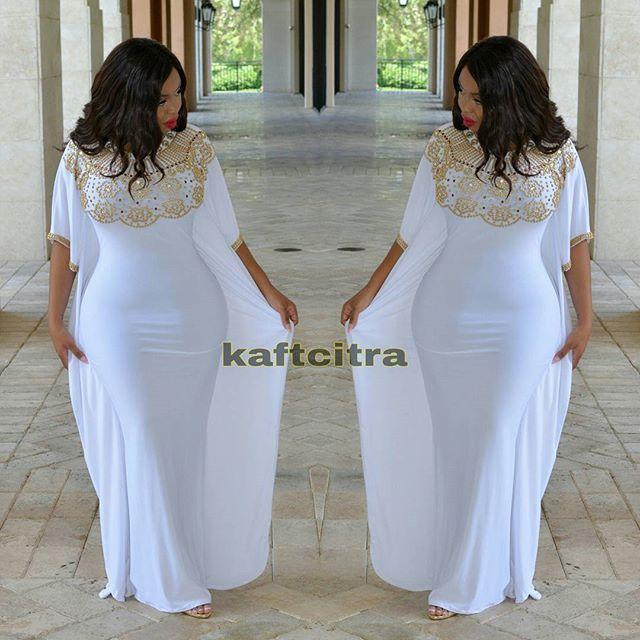 #kaftancitranewarrival ❤ Royal Fairuza Kaftan ❤  Available on our website. Click Link in Our bio, hun ❤