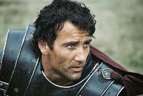 Rath Talward in The Wizard's Ward and The Destined Queen - Clive Owen