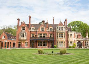 Box Hill School - пригород Лондона - Международные учебные центры в Англии