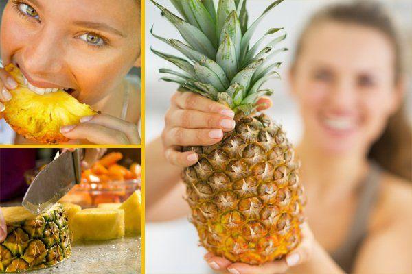 La piña es una fruta conocida por sus propiedades depurativas, y su excelente capacidad para contribuir en lo que la mayoría de las mujeres buscamos, la perdida de peso de forma natural. Por ello, la dieta de la piña, la cual esun régimen alimenticio, ha ido ganando popularidad en el mundo y se ha