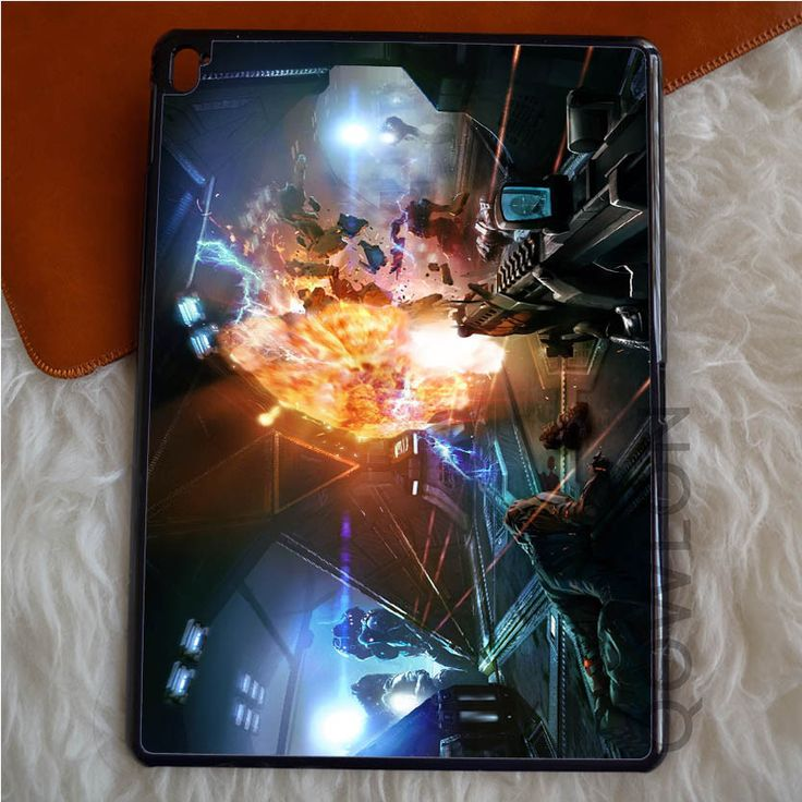 ALIEN FEAR GAME PICTURE iPad Pro Case