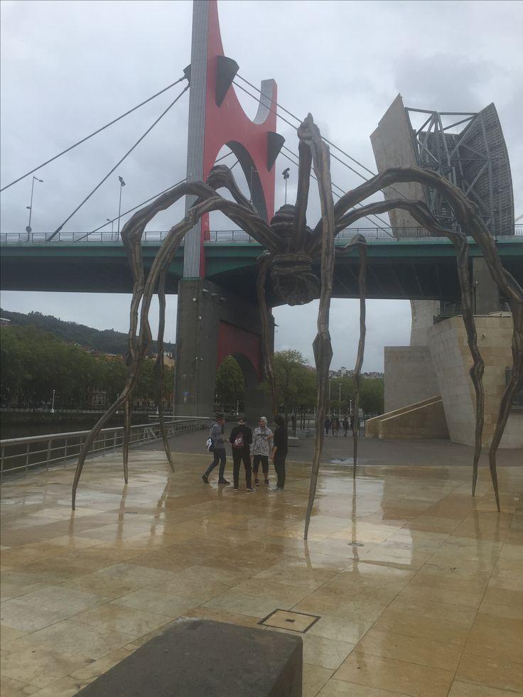 Louise Bourgeois, Maman, Guggenheim Museum Bilbao