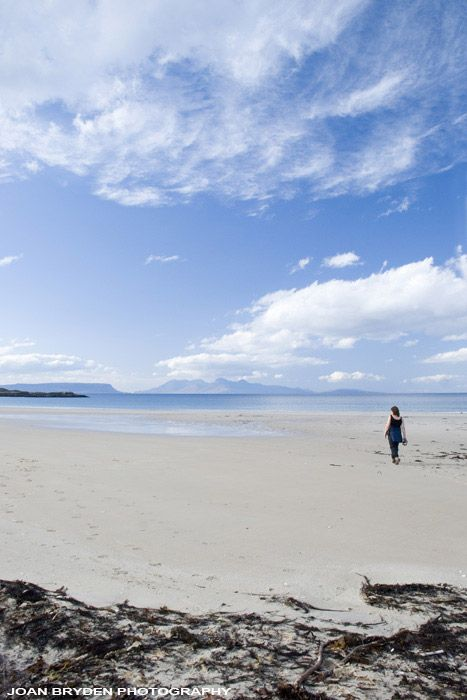 Camusdarach Beach, Morar, Scottish Highlands. 19 of the best beaches in Europe: http://www.europealacarte.co.uk/blog/2011/03/28/best-beaches-europ/