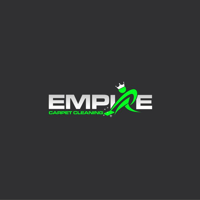 logo for my new business Empire Carpet Cleaning :) by ranggalawe