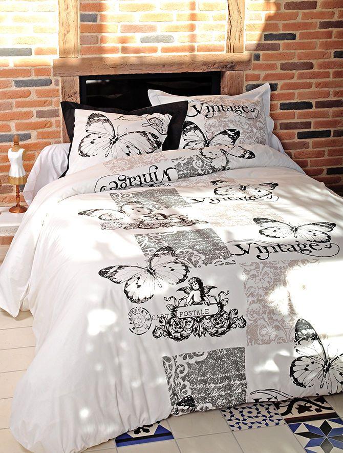 housse de couette pas cher 240x260 parure de lit x pas cher couette imprimee x achat vente. Black Bedroom Furniture Sets. Home Design Ideas