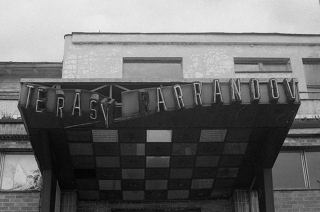 terasy barrandov