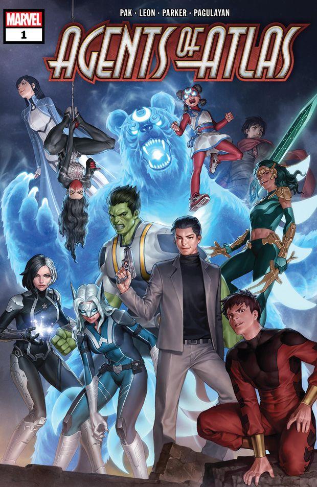 Marvel Comics Patreon Spotlight Ep 25 Agents Of Atlas 1 Is Available Weird Science Dc Comics Marvel Comics Podcasts On Patreon Asian Superheroes Marvel Comics Marvel
