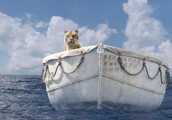 Richard Parker/ Life of Pi