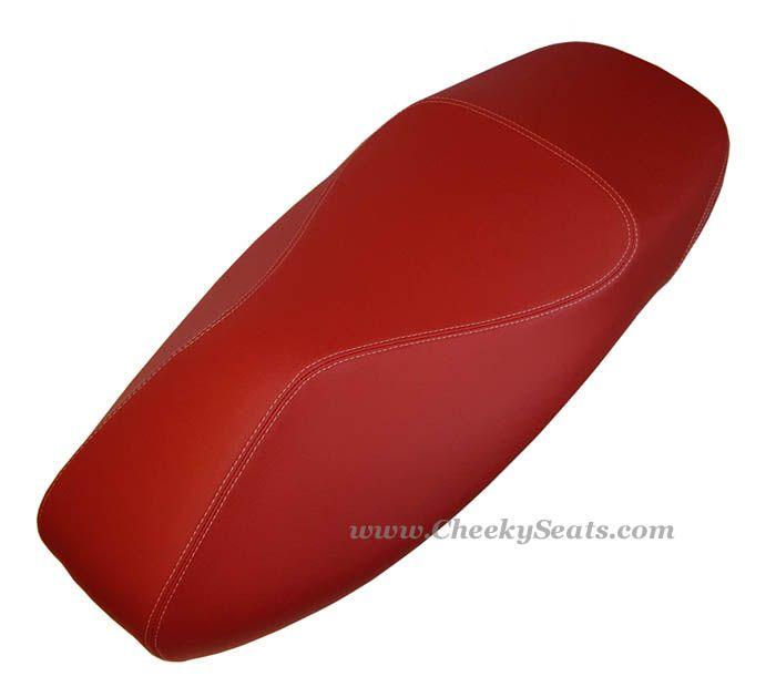 Vespa GTS 250 / 300 Seat Cover Premium Brick Terra Cotta Rustic