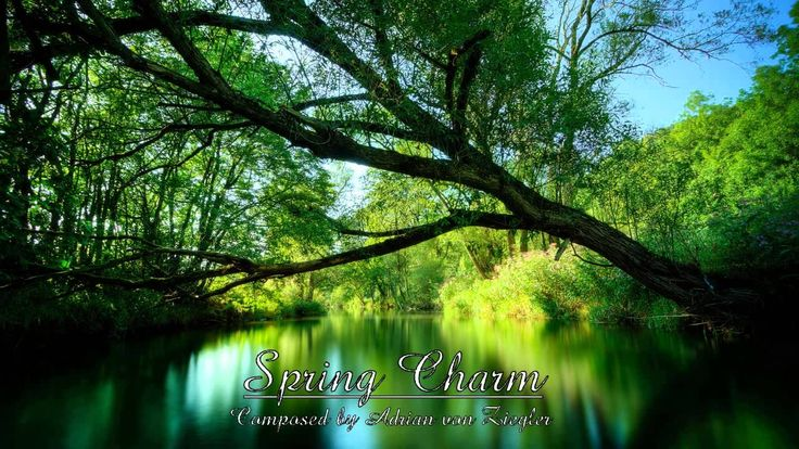 Relaxing Celtic Music - Spring Charm