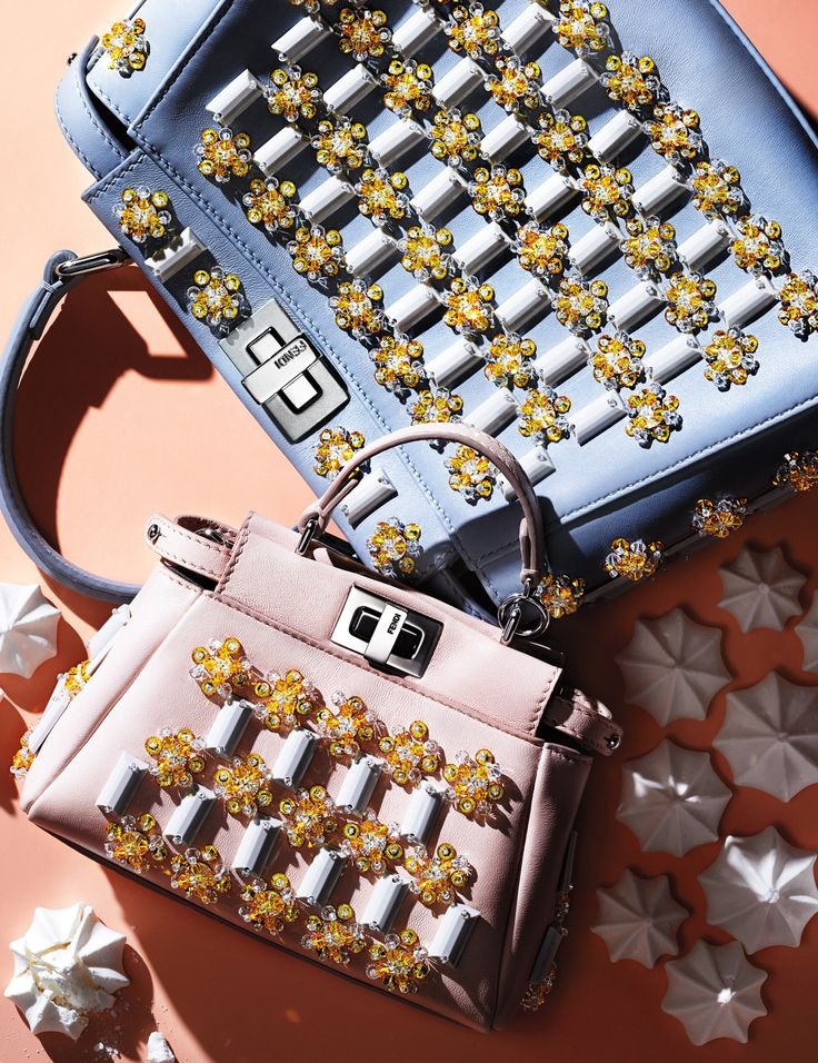 Candy Crush - Candy Colored Accessories, Fendi bags .bag, сумки модные брендовые, bags lovers, http://bags-lovers.livejournal