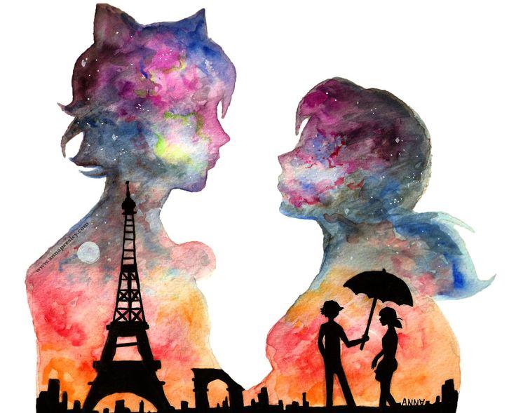 Paris y nuestros super héroes