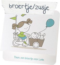 Geboortegedichtjes en geboortekaartjes teksten geschreven door een broer of zus.