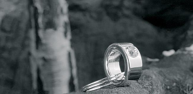 Brelok - pierścionek - DECO Salon #pendant #ring #forher #gift #giftidea #woman #women