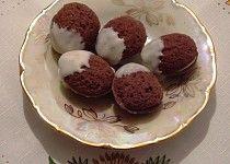 Cukroví - plněné ořechy