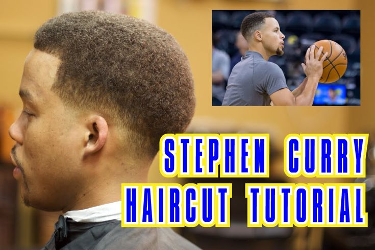 Steph Curry Fade - How to Haircut Tutorial | Drop Fade