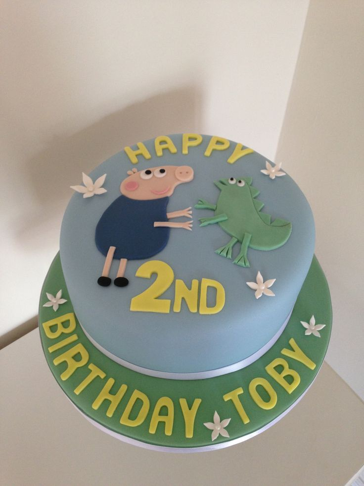 Peppa Pig for a special little boy x