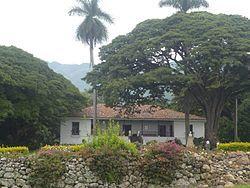 "Palmira,  Hacienda El Paraíso,  donde se desarrolla la novela ""Maria""  de Jorge Isaacs,  (Valle del Cauca)"