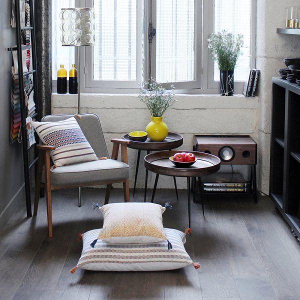 366 easy chair in beautiful Parisian apartment.
