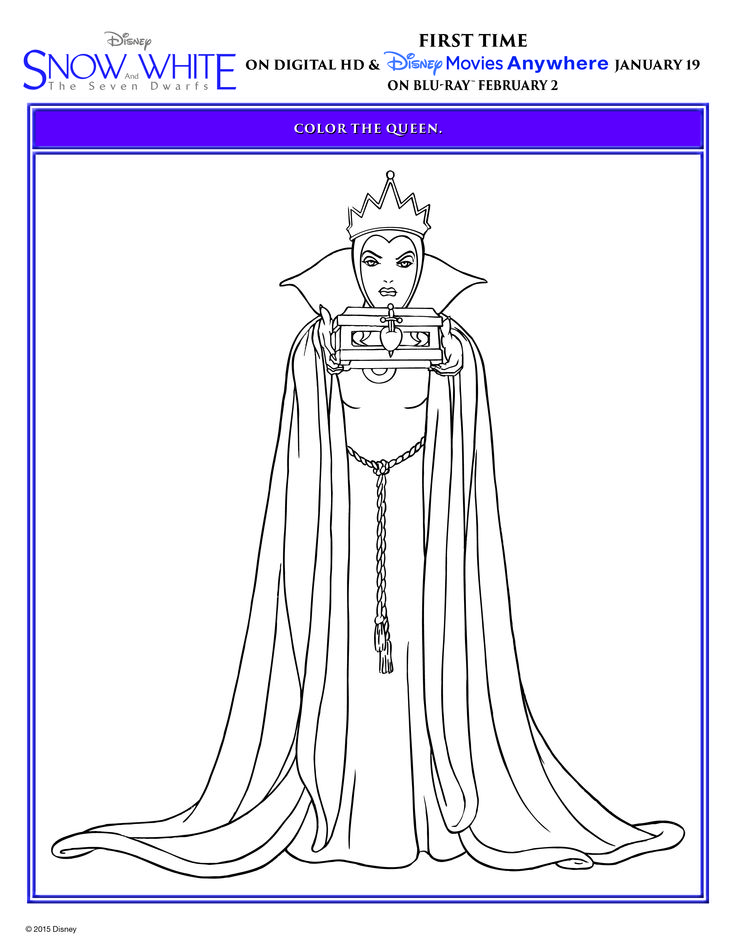 how to make a coloring book page in photoshop - create your own wicked spell with this snow white and the